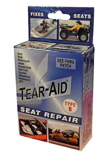 Tear-Aid Vinyl Seat Repair Kit, Blue Box Type B (Ski Tube Repair Kit compare prices)