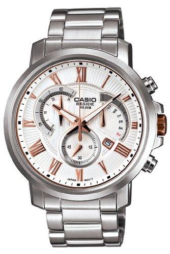 casio-mens-beside-chrono-silver-tone-steel-bracelet-light-silver-tone-dial