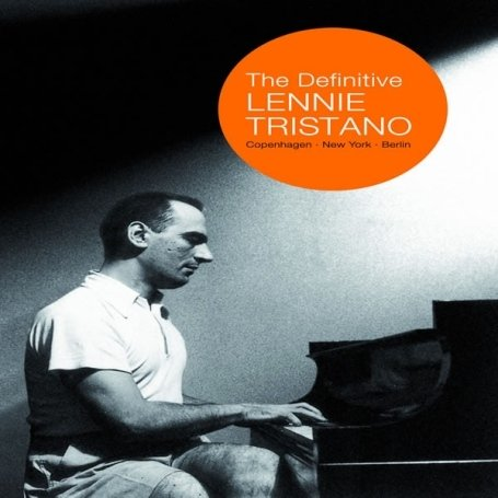 Lennie Tristano - The Definitive - Copenhagen, New York, Berlin [DVD] [1965]