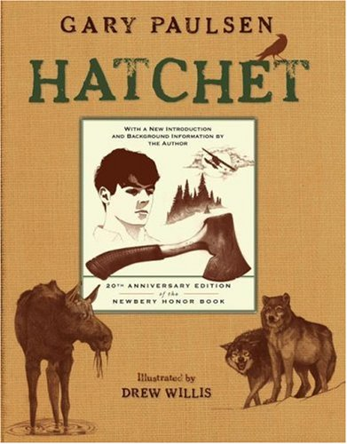 hatchet book report by gary paulsen Hatchet is a 1987 newbery honor-winning young-adult wilderness survival novel written by american writer gary paulsen it is the first novel of five in the hatchet series plot brian william allen white children's book award 1990: succeeded by beauty this article about a young adult novel.