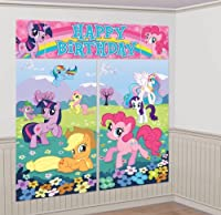 My Little Pony Scene Setter by Amscan