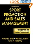 Sport Promotion and Sales Management,...