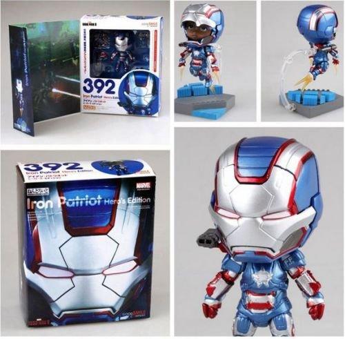 Hero's Iron Man Edition Nendoroid Series Avengers Mark 7 Action Figure