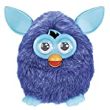Furby - A31761010 - Peluche et Animal Interactif - Twilight - Bleu Marine