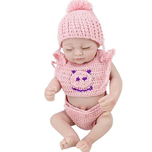 lebensecht-geschlossen-eyes-baby-reborn-puppe-28-cm-279-cm-baby-puppe-vinyl-kinder-puppen-madchen-tu