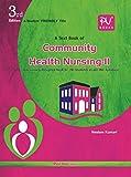 #8: TEXTBOOK OF COMMUNITY HEALTH NURSING II (B.SC(N) 4TH YEAR