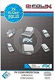 atFoliX FX-Clear, Nokia 2730 Classic - Protector de pantalla (Nokia 2730 Classic)