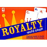 Royalty Word-Building, Word-Capturing Card Game