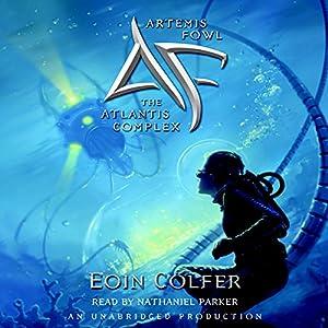 The Atlantis Complex: Artemis Fowl 7 | [Eoin Colfer]