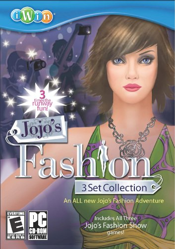 Jojos Fashion Show 3 Set Collection front-1042337