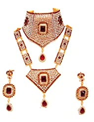 Classic Trends Gold Mangalsutra Jewelry Set - B00YPB3WP0