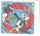 Bugs Bunny Party Napkins 16 Ct