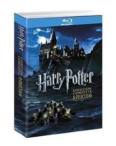 Harry Potter colección completa [Blu-ray]