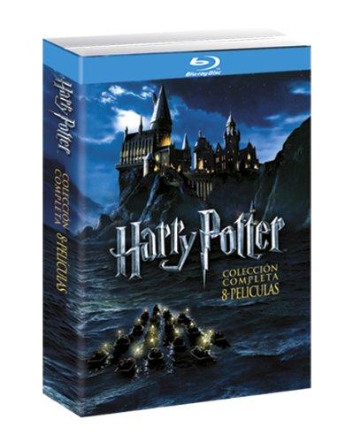 Harry Potter - Colección Completa [Blu-ray] [Import espagnol]