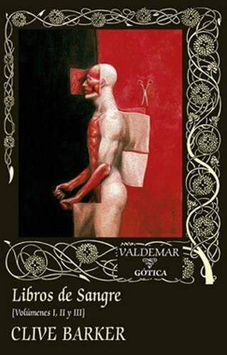 Libros De Sangre (Gótica)