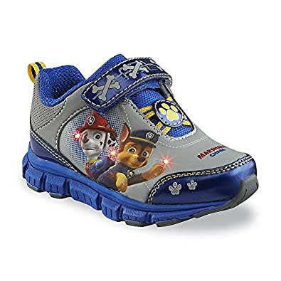 Amazon PAW Patrol Toddler Boy s Athletic Shoe Shoes