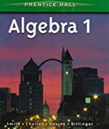 Prentice Hall Mathematics: Algebra 1