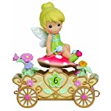 Precious Moments Disney Have A Fairy Happy Birthday Tinker Bell Age Six Figurine