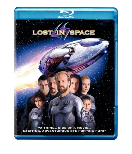 Cover art for  Lost in Space [Blu-ray]
