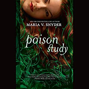 Poison Study Audiobook