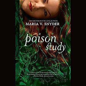 Poison Study Audiobook