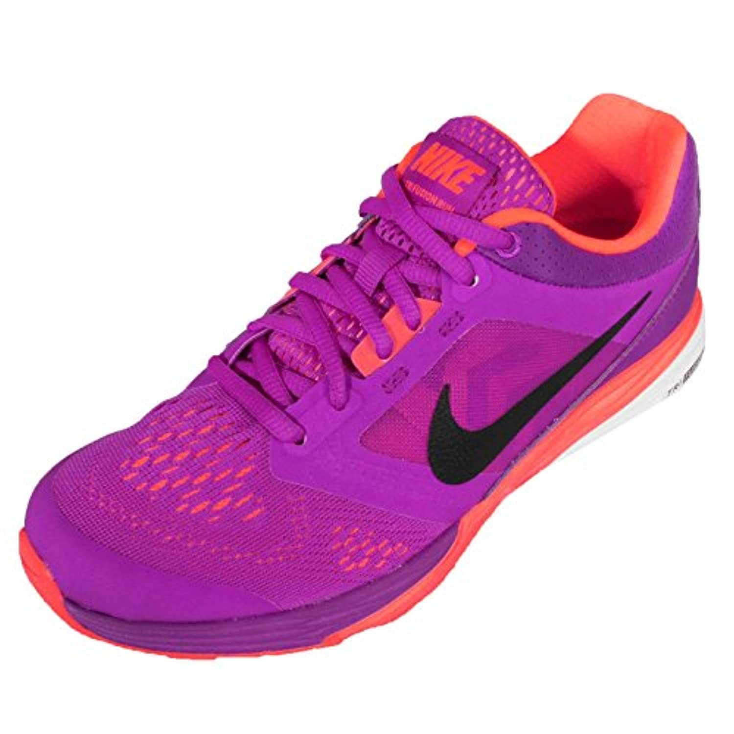 wholesale dealer 88ed4 a0d8c ... order nike womens wmns tri fusion run msl vivid purple black hyper  orange ed2d8 0448c