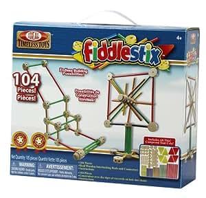 104pcs Slinky Poof. Fiddlestix base Builder Set de traîneau
