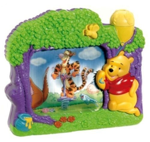 Disney Scrollin Magical TV Pooh & Friends