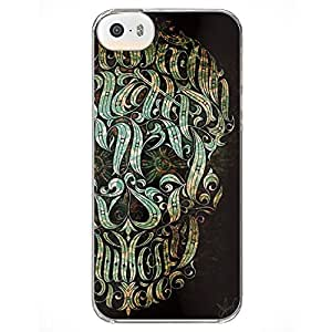MoArmouz® - Classy and Intricately Designed Casing For Back Case Cover for Apple iPhone 5 5S SE - Printed Back Cover Case for Apple iPhone 5 5S SE