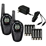 Cobra CXT235 20 Mile 22-Channel UHF/FM Walkie-Talkie Two-Way Radios