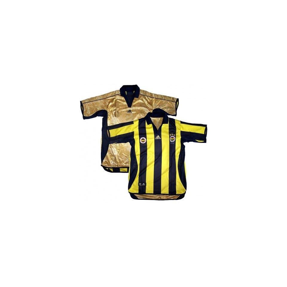 ADIDAS FENERBAHCE ISTANBUL Kinder Fußball Trikot weiß Fan