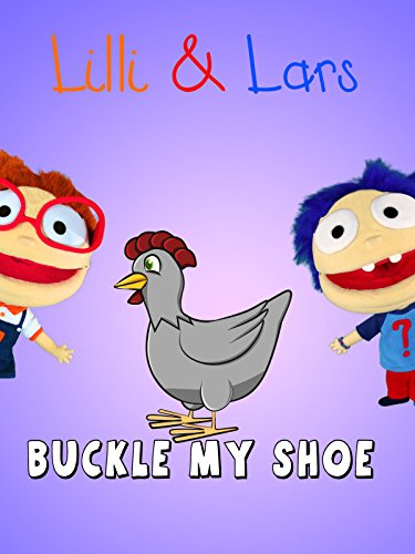 One two buckle my shoe nursery rhyme with lyrics
