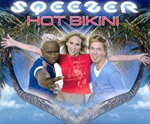 Hot bikini [Single-CD]