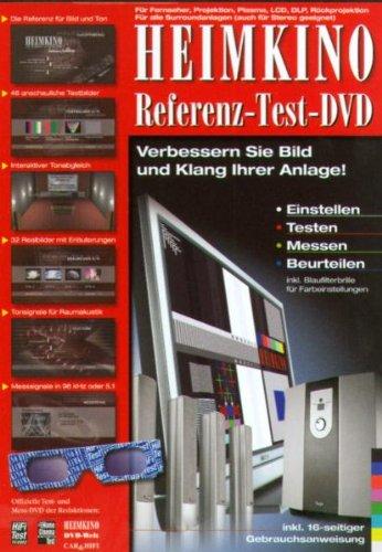 Hot Various Artists - Heimkino Referenz-Test-DVD