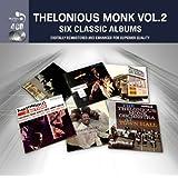 6 Classic Albums, Volume 2 - Thelonious Monk