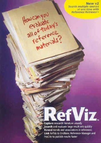Refviz V2 Win Single User