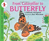 Deborah Heiligman From Caterpillar to Butterfly (Let's-Read-And-Find-Out Science: Stage 1)
