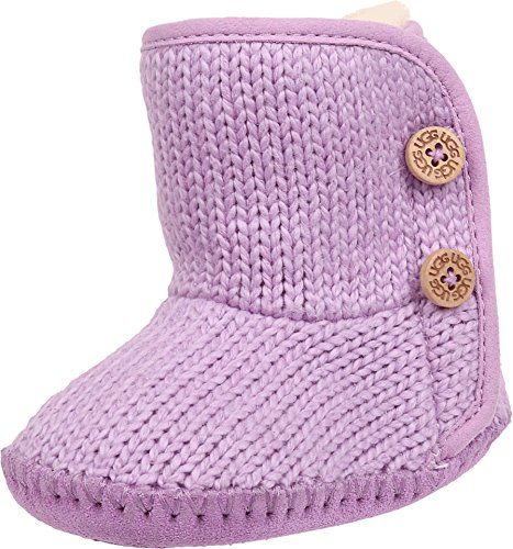 UGG Kids Baby Girl's Purl  Lilac Boot MD  M