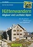 H�ttenwandern Allg�uer und Lechtaler...
