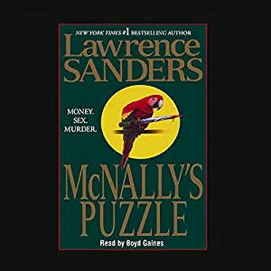 McNally's Puzzle Audiobook