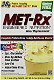 MET-Rx - Protein Supplement Powder, Cake Batter, 2.54 Ounce 18-Count Box