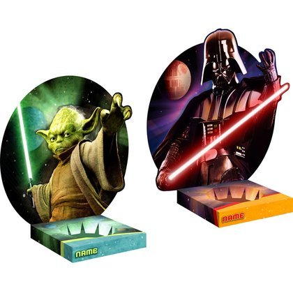 Star Wars Feel The Force Cupcake Holders - 1