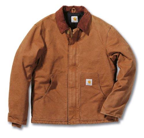 carhartt-canard-traditionnelles-vestes-dhiver-veste-chaude-ej022-couleurcarhartt-marronpointurel