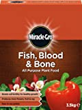 Miracle Gro Fish Blood & Bone 3.5Kg