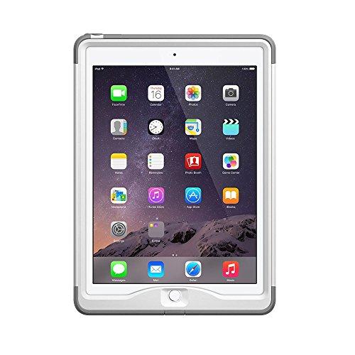 日本正規代理店品・iPad Air 2本体保証付LifeProof 防水 防塵 耐衝撃ケース nuud for iPad Air 2 White 77-50775