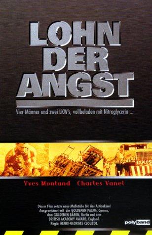 Lohn der Angst [VHS]
