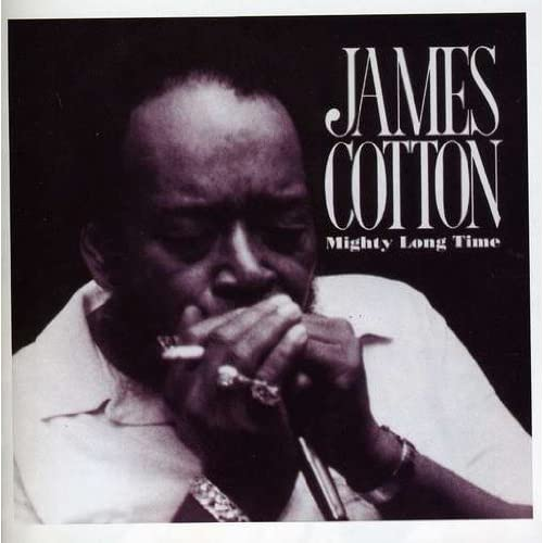 Mighty Long Time [IMPORT] by James Cotton