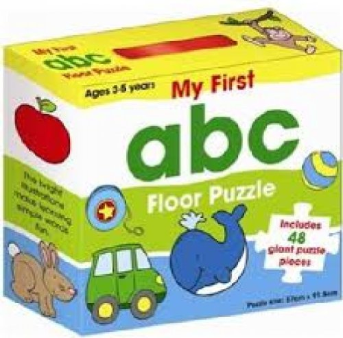 48-Piece My First abc Floor Puzzle