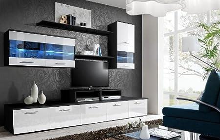 """""""LOGO II DARK"""" / TV / SCHRÄNKE / TV STÄNDER / TV / ANRICHTETISCH / ENTERTAINMENT"""