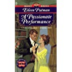 Book Review on A Passionate Performance (Signet Regency Romance) by Eileen Putman